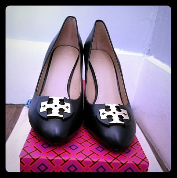 a0aaef7738 Tory Burch Shoes | Luna 65mm Wedge | Poshmark